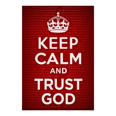 "What Does ""Trusting God"" Look Like?"