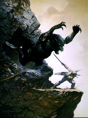 The Icon: Frank Frazetta